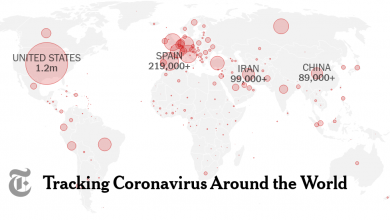 Photo of Coronavirus Briefing: What Happened Today