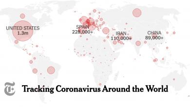 Photo of Coronavirus Briefing: What Happened Today