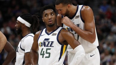 Photo of Jazz exec says Mitchell, Gobert 'ready to put this behind them'