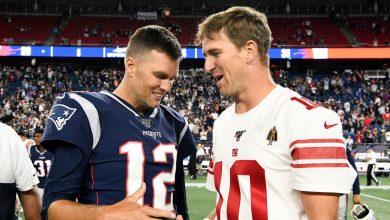 Photo of Tom Brady roasts Eli Manning over joining Twitter