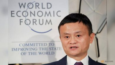 Photo of Alibaba's Jack Ma resigns from SoftBank board