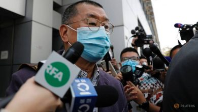 Photo of Foreign criticism of activists' arrests 'unfounded': Hong Kong