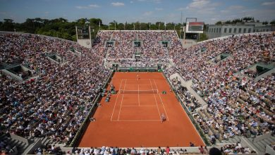 Photo of French Open: Tennis president says event may be held without fans