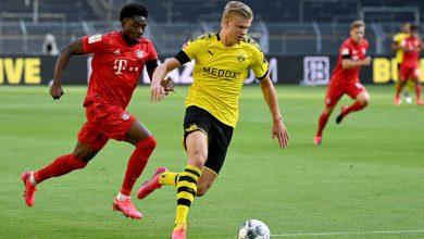 Photo of Alphonso Davies: Thomas Muller calls Bayern star 'Road Runner'