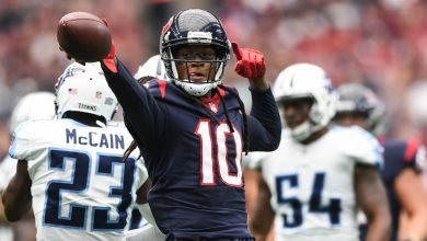 Photo of DeAndre Hopkins: 'I know I'm the best'