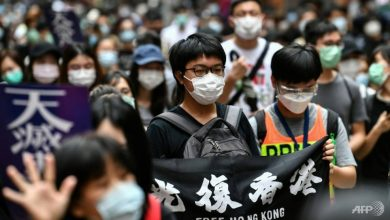 Photo of Hong Kong hit by fresh protest after China security proposal