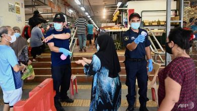 Photo of Malaysia reports 103 new COVID-19 cases, no new deaths
