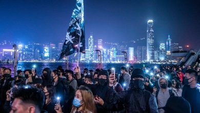 Photo of 'I Am Just Hong Kong': A City's Fate in China's Hands