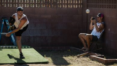 Photo of Stranded M.L.B. Prospects Find a Backyard of Dreams