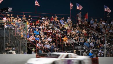 Photo of Despite Warnings, Races Continue at a N. Carolina Speedway