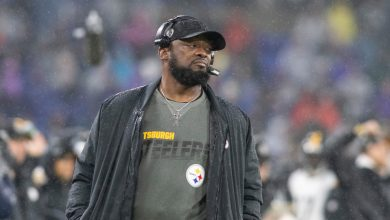 Photo of Steelers coach Mike Tomlin supports incentivizing Rooney Rule