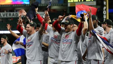 Photo of Nationals to host virtual ring ceremony on May 24