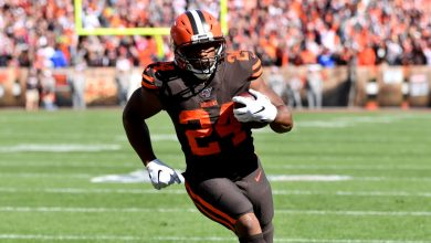 Photo of Draft or Pass: All-In on Nick Chubb ADP, Even in PPR Formats