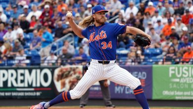 Photo of Noah Syndergaard tells New York landlord he'll 'see you in court'