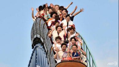 Photo of No screams please: Japanese funfairs prepare for COVID-19 era