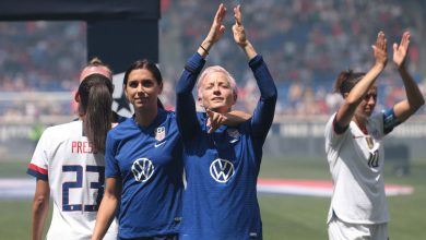 Photo of Rapinoe hopes to play in Tokyo Olympics, fears games are in doubt