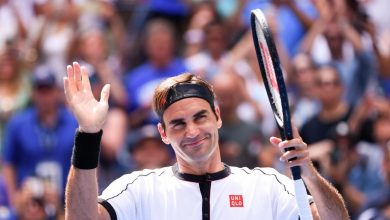 Photo of Roger Federer tops list of world's highest-paid athletes