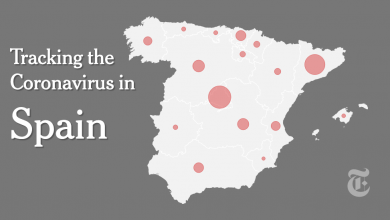 Photo of Spain Coronavirus Map and Case Count