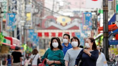 Photo of Tokyo to further relax coronavirus curbs on Monday, governor says