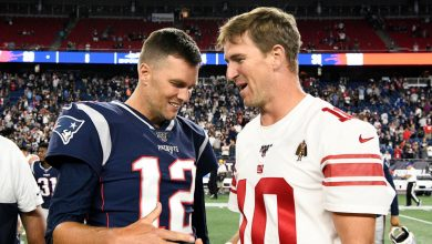 Photo of Tom Brady will have 'tough' transition with Bucs, Eli Manning predicts