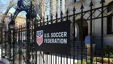 Photo of US Soccer chief legal officer Lydia Wahlke resigns