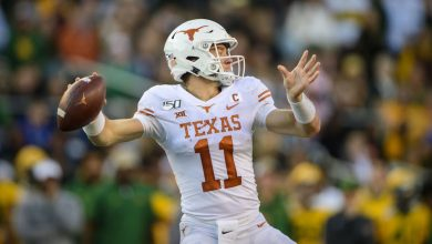 Photo of Texas Longhorns Football 2020 Betting Preview