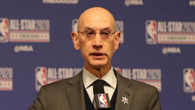 Photo of Adam Silver reportedly rules out fans in stands for possible NBA restart