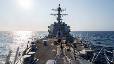 Photo of US sails warship near Taiwan a week ahead of presidential inauguration