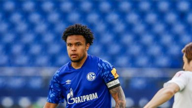 Photo of Weston McKennie honors George Floyd with special armband
