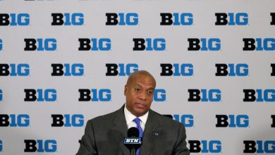 Photo of The Big Ten's New Boss Wants Players Talking About Big Issues