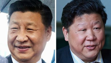 Photo of A Singing Xi Jinping Look-Alike Battles the Censors in China
