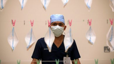 Photo of Medical Workers Should Use Respirator Masks, Not Surgical Masks