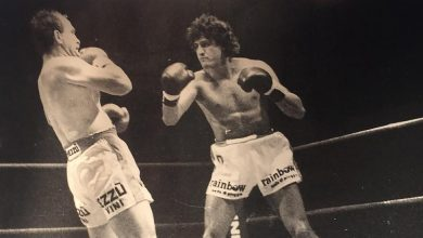 Photo of Angelo Rottoli, Italian Boxer and Man About Town, Dies at 61