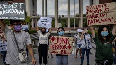 Photo of Philippine Dissenters May Face Terrorist Designation