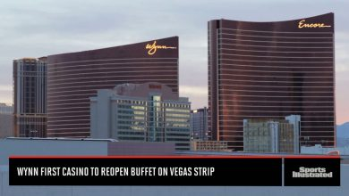 Photo of The Wynn Casino is opening its buffet with new guidelines and rules.
