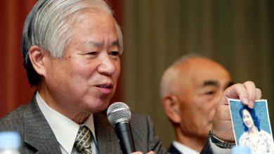 Photo of Shigeru Yokota, 87, Dies; Fought for Return of Abducted Daughter