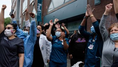 Photo of George Floyd Protests Add New Front Line for Coronavirus Doctors