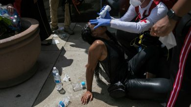 Photo of Where Protesters Go, Street Medics Follow