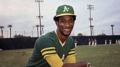 Photo of Claudell Washington, a Rookie Baseball Sensation at 19, Dies at 65