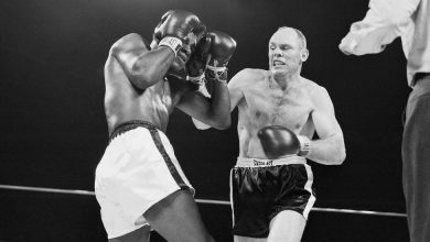 Photo of Pete Rademacher, 1956 Olympic Boxing Champion, Dies at 91