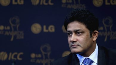 Photo of Anil Kumble: 'Let's get spinners back in Test cricket'
