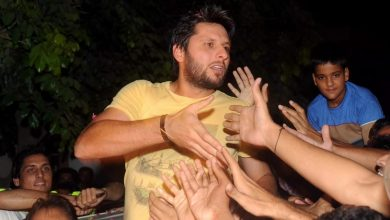 Photo of Shahid Afridi tests positive for Covid-19