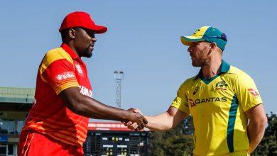 Photo of Zimbabwe's three-match ODI tour to Australia postponed