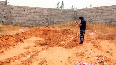 Photo of U.N. Expresses Horror at Mass Graves in Libya