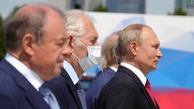 Photo of Putin Says U.S. Is in 'Deep Internal Crisis'