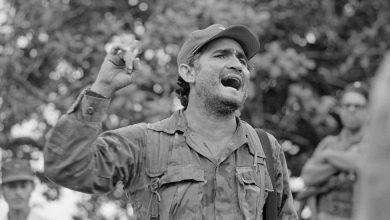 Photo of Edén Pastora, 'Commander Zero' in Nicaragua, Dies at 83