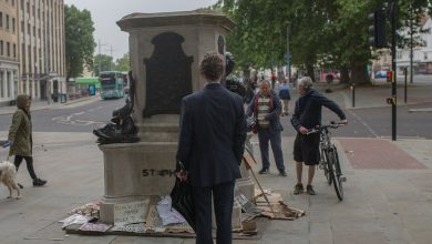 Photo of The Statues Were Toppled. What Happens to Them Now?