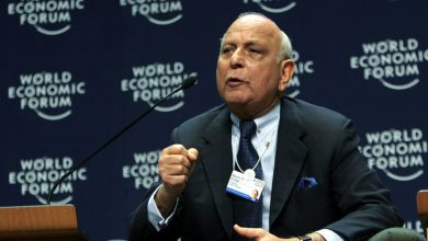 Photo of Nemir Kirdar, Middle East Financier With Foot in the West, Dies at 83