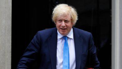 Photo of For Boris Johnson, a Rare Respite From Bad News