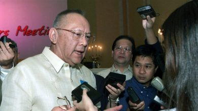 Photo of Eduardo Cojuangco, Philippine Tycoon and Marcos Ally, Dies at 85